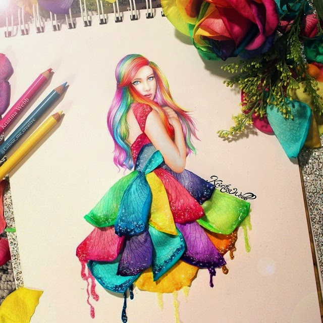 14-Petals-Kristina-Webb-Colour-me-Creative-Drawings-www-designstack-co