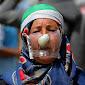 Masker Warga Palestina, Sebuah Ironi Hegemoni Dunia