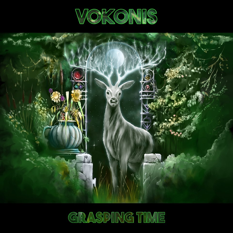 Vokonis Cover art