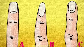 Test: ¿Qué revela la forma de tus dedos sobre ti?