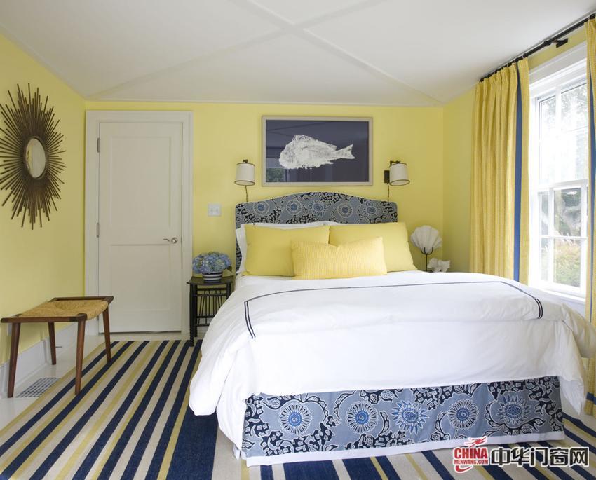 Light Yellow Bedroom