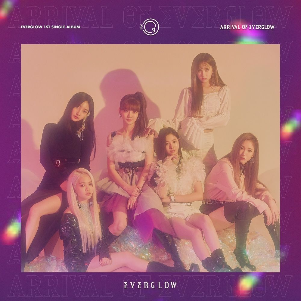 EVERGLOW – ARRIVAL OF EVERGLOW – Single (ITUNES PLUS AAC M4A)