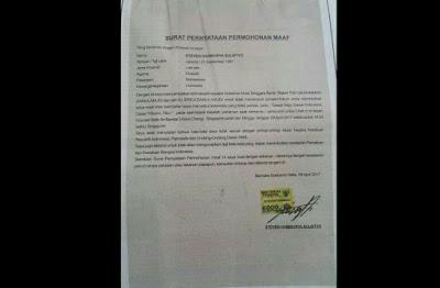 Ini Tuntutan Nahdlatul Wathan ke Kapolri Soal Penghinaan Steven terhadap TGB