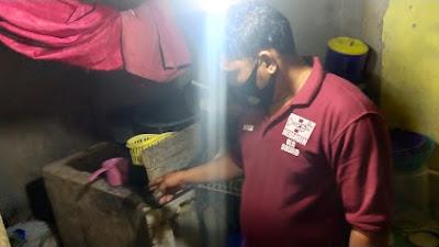 Warga Bangko Tinggi Di Gegerkan Penemuan Mayat Tergeletak Dikamar Mandi