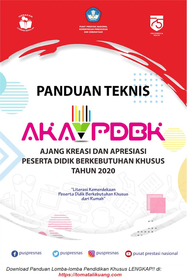 Download Juknis AKA-PDBK Tahun 2020 secara Daring / Online PDF