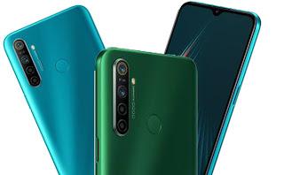 जनवरी 2020 में 9000 रूपये के अंदर सबसे अच्छे स्मार्टफोन - Realme 5i