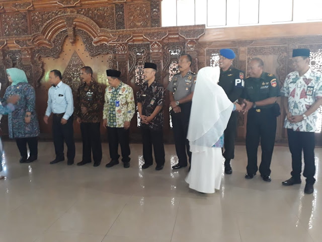 Jamaah Haji Sragen Gelar Tasyakuran