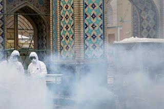 Di Luar China, Negara Syiah Iran Jadi Pusat Baru Wabah Virus Corona