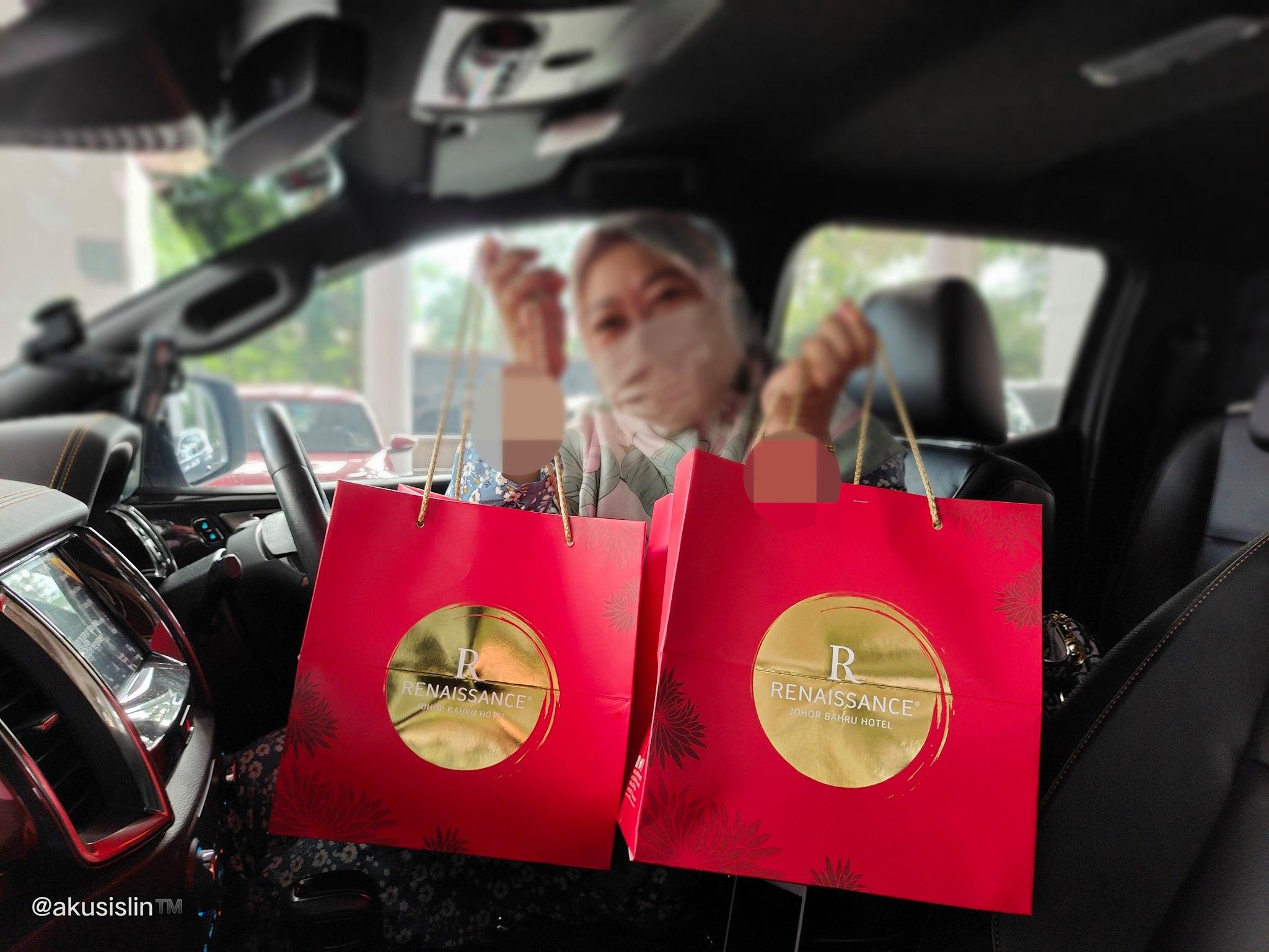 Hari Kedua Puluh Lima Berbuka Puasa Aku Takeaway Nasi Biryani Renaissance Johor bahru Hotel