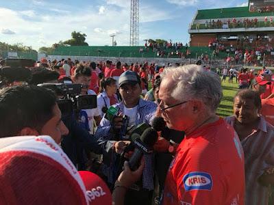 Rafael Paz, presidente de Guabirá
