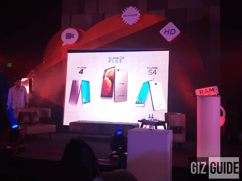 Cherry Mobile Flare 4, Flare S4 And Flare S4 Plus Announced, The New Game Changers!