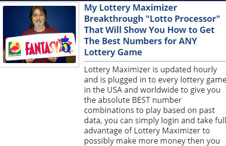 Lottery Maximizer Reviews,Lottery Maximizer PDF,Lottery Maximizer BOOK,Lottery Maximizer Guide,Lottery Maximizer Supercharged,The #1 Lottery Software Ever Created,Lottery Maximizer Free Download,Lottery Maximizer Youtube,Lottery Maximizer Tips,Lottery Maximizer Trick,Lottery Maximizer program,Lottery Maximizer system,Lottery Maximizer Does It's Work or Scam
