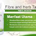 Fiber & Herb Tablets Herbalife, Pembersih Tubuh Internal Secara Alami