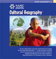 NAMC montessori style vacations canada's natural bounty cultural geography manual