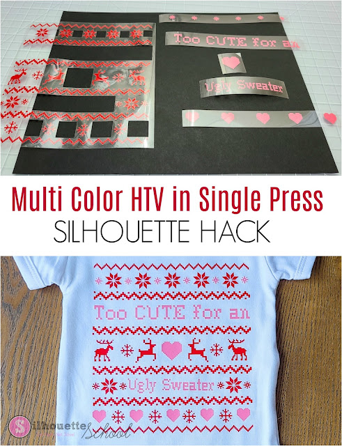 silhouette 101, silhouette america blog, heat press, htv, heat transfer vinyl