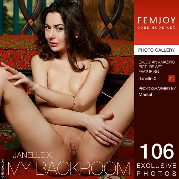[FemJoy] Janelle X - My Backroom - idols