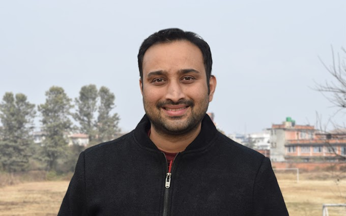 Amit Agrawal - Build Your Network. Your Network Is Your Net Worth (Founding Director - Khalti Digital Wallet, Nepal)