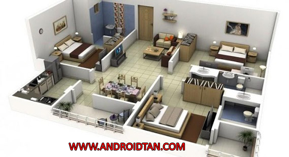 Info Game Home Design 3D Mod Apk for Android