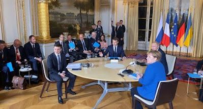 """Зеленский намерен встретится с лидерами """"нормандской четверки"""" по отдельности"""