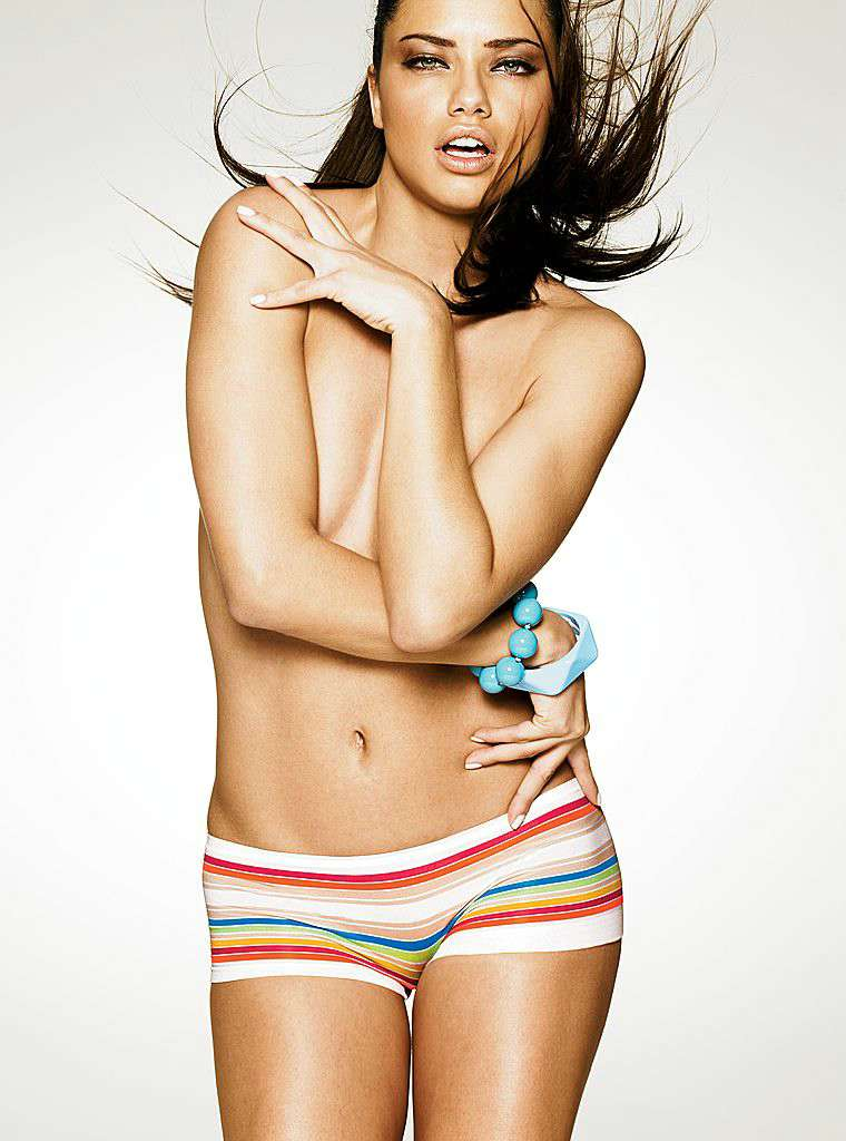 Spicygirl: Top Ten Hottest Pics Of Adriana Lima In
