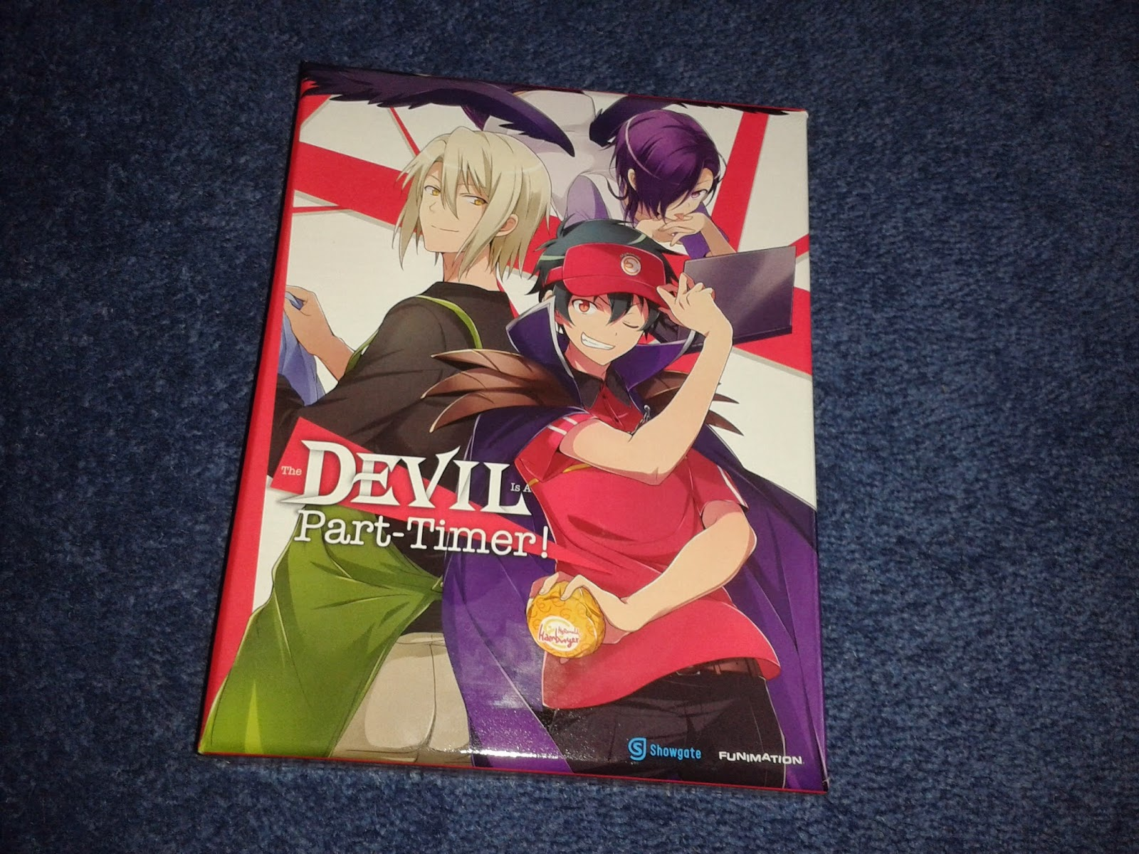 The Normanic Vault Unboxing Us The Devil Is A Part Timer