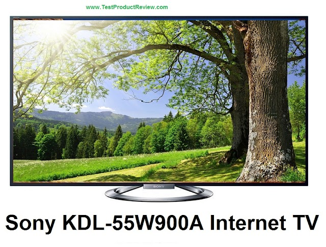 Sony KDL-55W900A Internet TV with TRILUMINOS Display