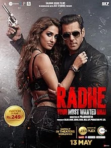 Download Radhe (2021) Hindi Movie 720p [993MB]