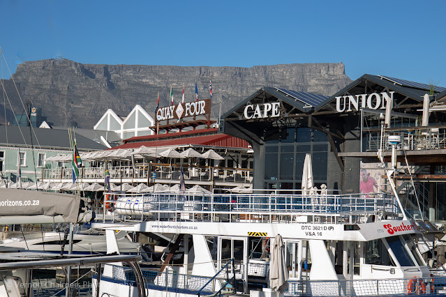 View towards Quay Four Tavern & Restaurant V&A Waterfront, Cape Town Image Copyright Vernon Chalmers Photography