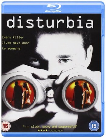 Disturbia 2007 Dual Audio BluRay Download