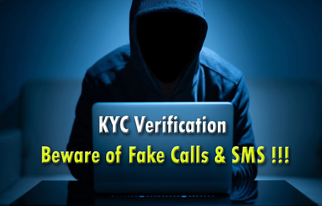 Press Release : Beware of being deceived by fake SMS & Voice messages regarding KYC verification of your Mobile Number