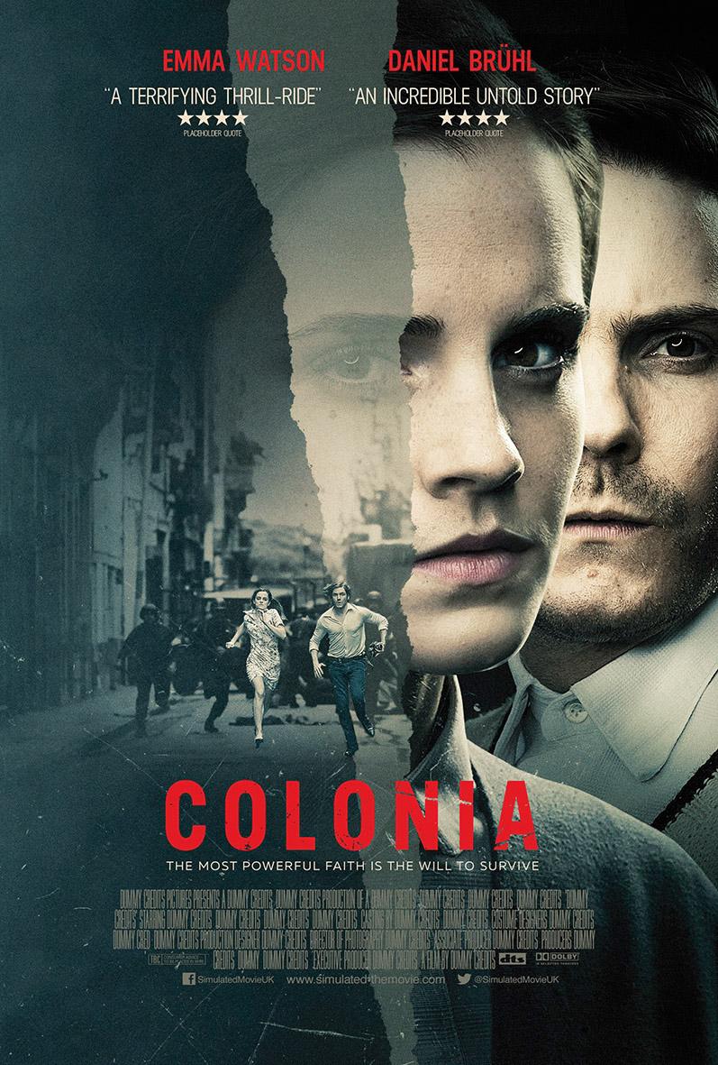 colonia dignidad film