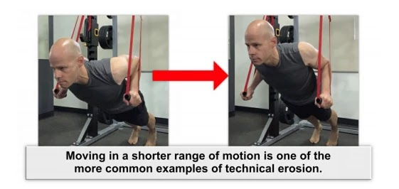 High neuromuscular capacity, low technical challenge