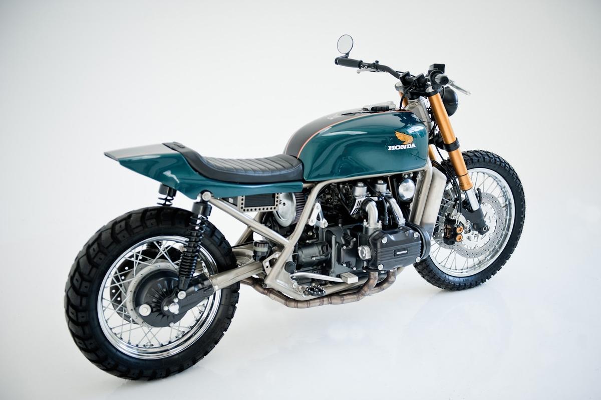 U03df Hell Kustom  U03df  Honda Gl1100 1980 By Herencia Custom