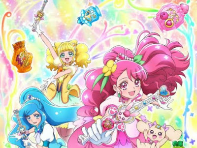 Healin' Good♡Precure Episódio 8