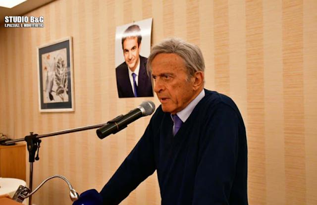 Β. Σωτηρόπουλος: Ο λαός της Νέας Δημοκρατίας γνωρίζει και να κρίνει και να αποφασίζει