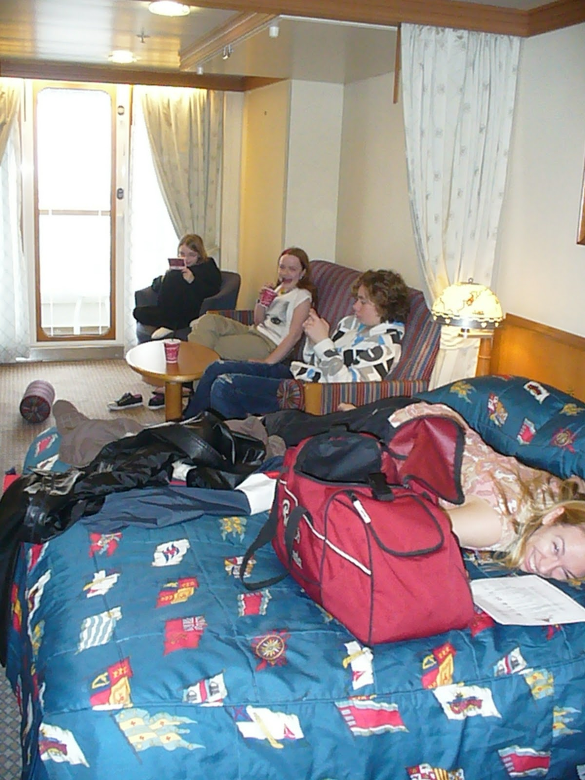 More Kids Than Suitcases Disney Cruise Line The Room