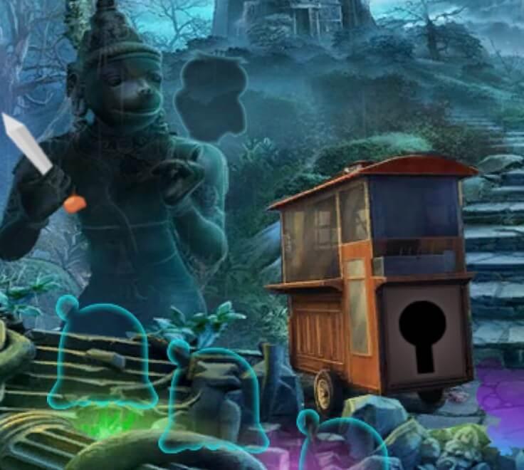 Games4King Halloween Blac…