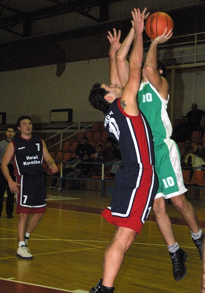 Ρετρό: Φωτορεπορτάζ από τον αγώνα Ελπίδα Αμπελοκήπων-Χαλκηδόνα για τη Β΄ ΕΚΑΣΘ ανδρών την περίοδο 2004-2005