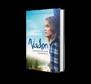 Vadon - Ezermérföldes utam önmagamhoz Cheryl Strayed Helikon Kiadó