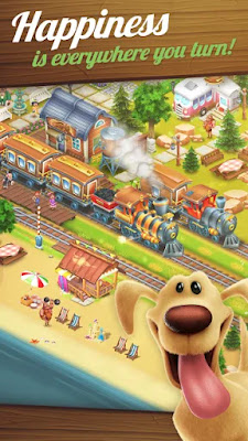 Screenshot Hay Day