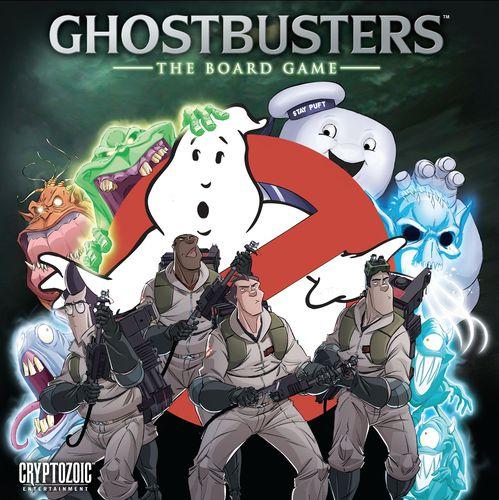 CRYPTOZOIC Ghostbusters The Board Game Il Gioco Da Tavolo Italiano