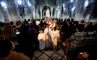 البطريرك ساكو يوجّه نداءً لإغاثة مسيحيي بلدات سهل نينوى