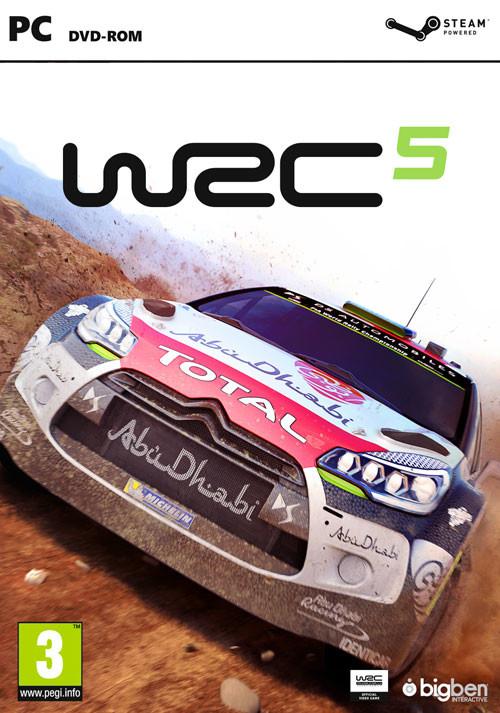 تحميل لعبة سباق السيارات الرالي WRC 5 FIA World Rally Championship