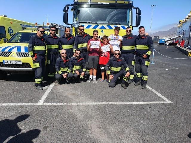 Cabildo de Fuerteventura  organizará  gala benéfica para ayudar a las personas afectadas por los incendios de Gran Canaria