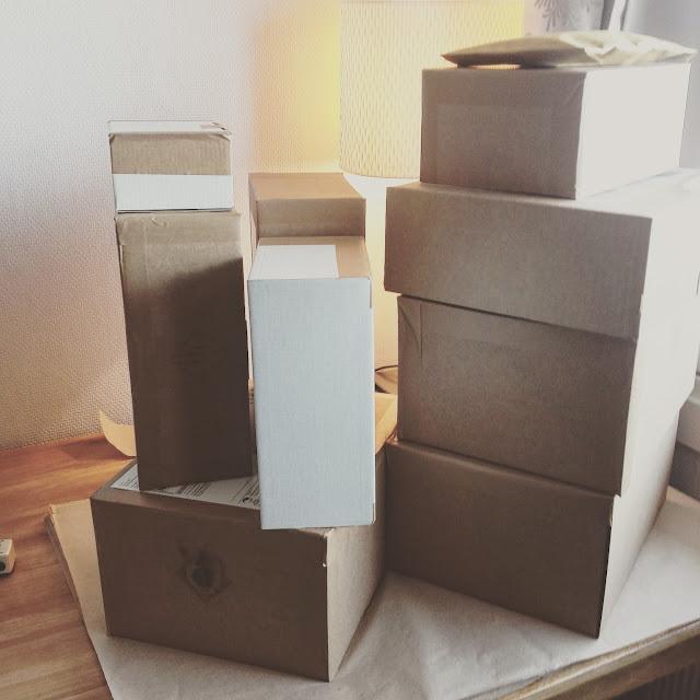 Leveringsklare pakker hos Be:Eco