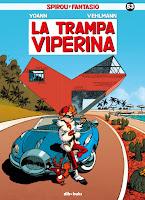 Spirou y Fantasio 53 La trampa viperina