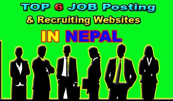 Top Job Posting Websites in Nepal