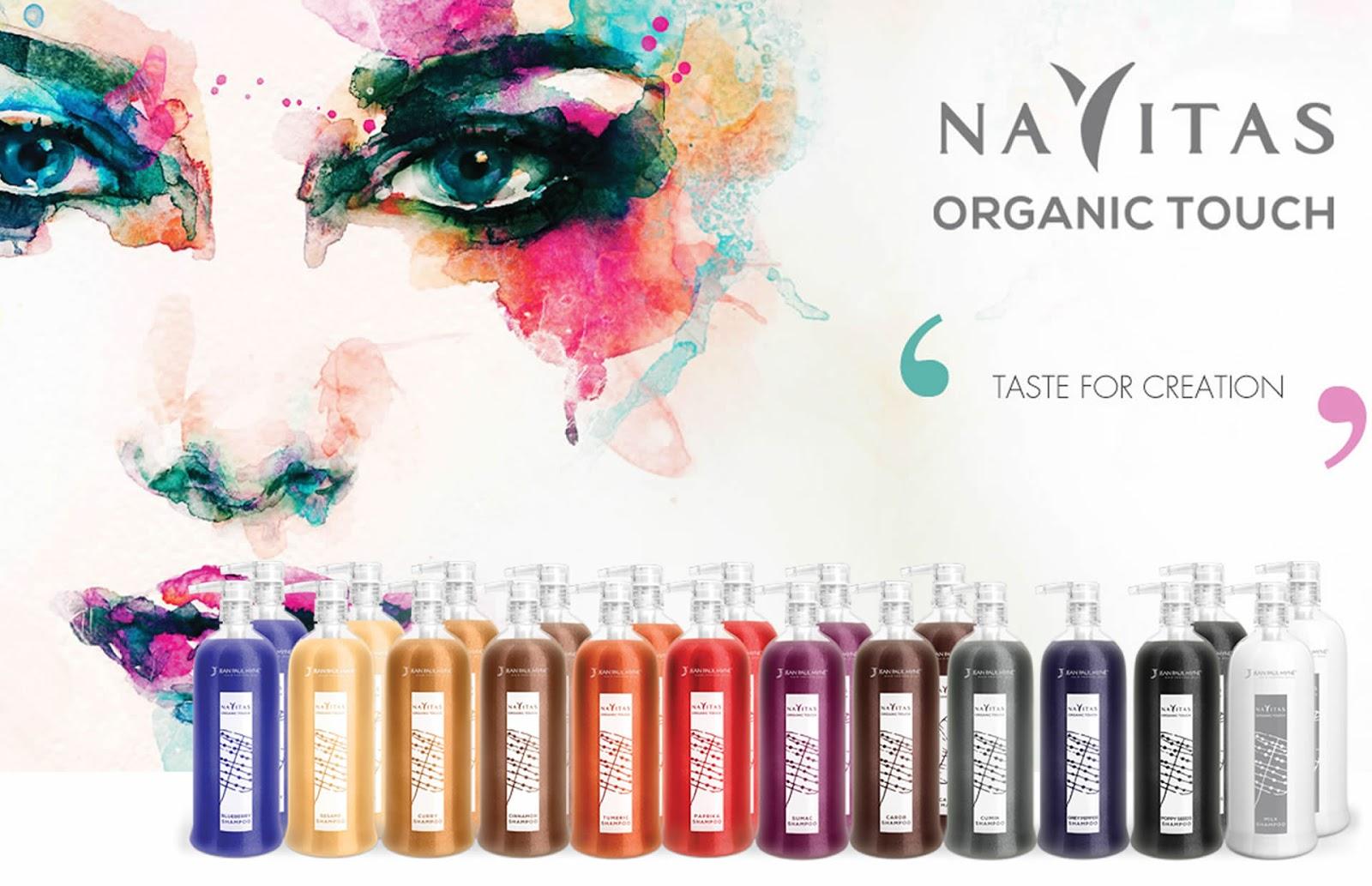 Navitas Organic Touch | Jean-Paul Mynè Belgium