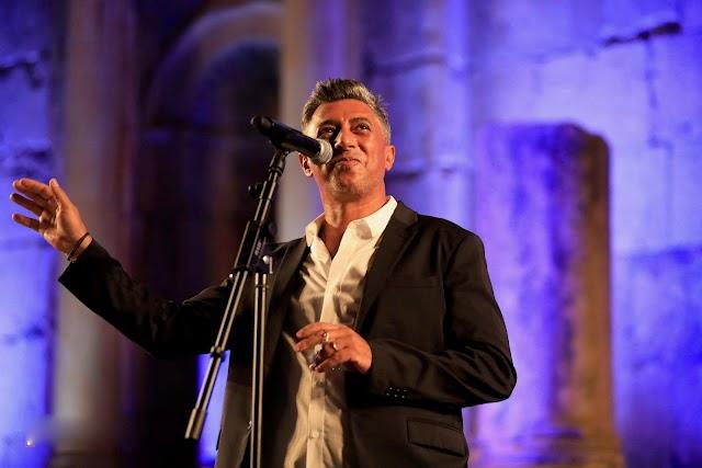 """عمر العبداللات يغني البومه الجديد """"505""""  بحفله الإستثنائي في مهرجان جرش 2019"""