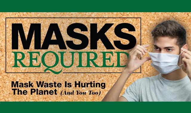 Are Cork Masks The Future?